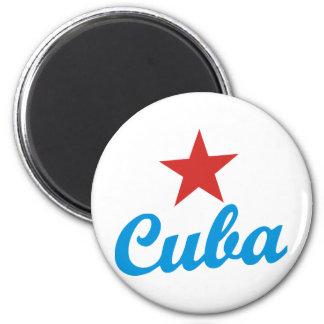Cuba Fridge Magnet