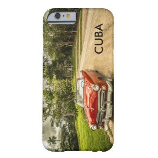 Cuba Funda Para iPhone 6 Barely There