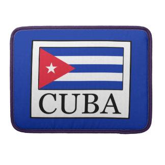 Cuba Fundas Para Macbook Pro