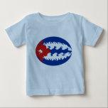 Cuba Gnarly Flag T-Shirt