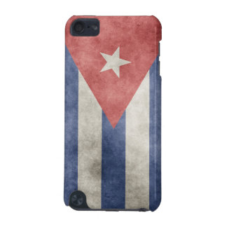 Cuba Grunge Flag iPod Touch (5th Generation) Cases