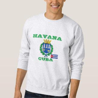 Cuba- Havan Crest Sweatshirt