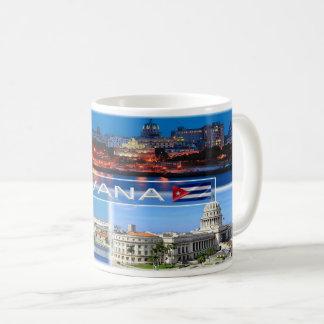 Cuba - Havana - Coffee Mug