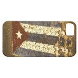 CUBA, Havana. Mosaic puzzle of the cuban flag in iPhone SE/5/5s Case