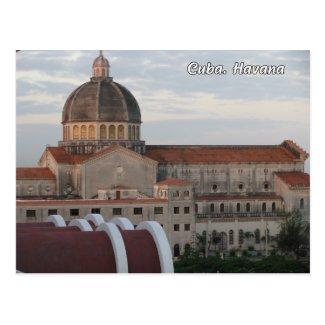 Cuba. Havana Post Card