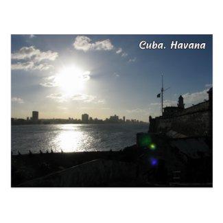 Cuba. Havana Postcard