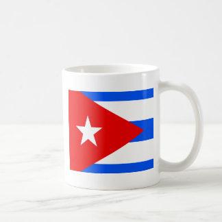 Cuba High quality Flag Coffee Mug