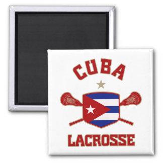 Cuba Imán Cuadrado