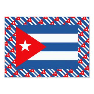 """Cuba Invitación 5"""" X 7"""""""
