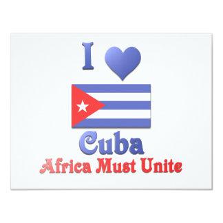 Cuba Custom Announcements