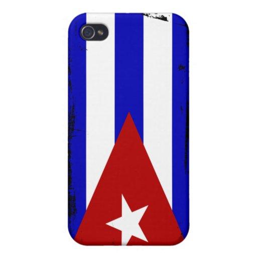 Cuba iPhone 4 Funda
