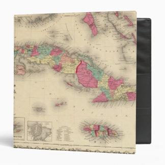 Cuba, Jamaica, and Porto Rico Binder