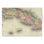 Cuba, Jamaica And Puerto Rico Cards