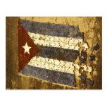 CUBA, La Habana. Rompecabezas del mosaico de la Postal