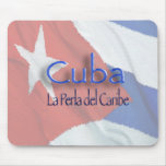 CUBA - La Perla del Caribe Alfombrillas De Ratones