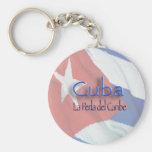 CUBA - La Perla del Caribe Llaveros Personalizados