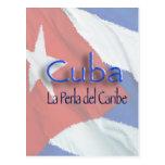 CUBA - La Perla del Caribe Postal