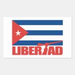 Cuba - Libertad Rectangular Altavoz