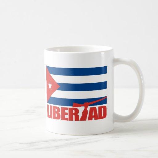 Cuba - Libertad Tazas
