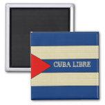 Cuba Libre Iman De Frigorífico