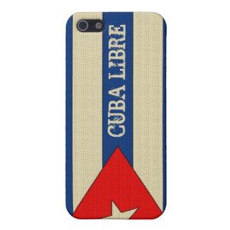 Cuba Libre iPhone 5 Carcasas