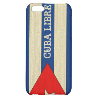 Cuba Libre Cover For iPhone 5C