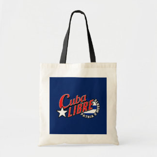 Cuba Libre Motto Tote Bag