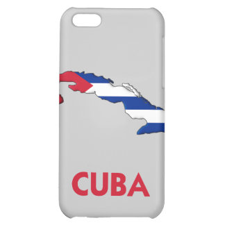 CUBA MAP COVER FOR iPhone 5C