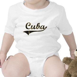 Cuba Missouri Classic Design T Shirts