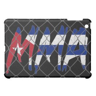 Cuba  MMA black iPad case
