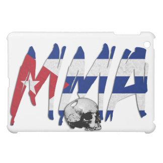 Cuba MMA Skull iPad Case
