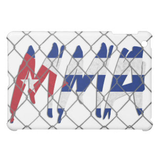 Cuba  MMA white iPad case