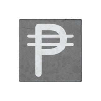 Cuba Monies Minimal Stone Magnet