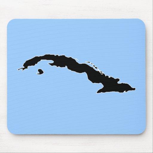 CUBA MOUSE PADS