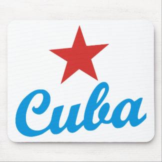 Cuba Mouse Pad