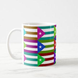 Cuba Multihue Flags Mug