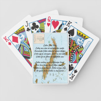 Cuba Now Une Jose Marti Bicycle Playing Cards