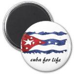 Cuba para el imán de la vida