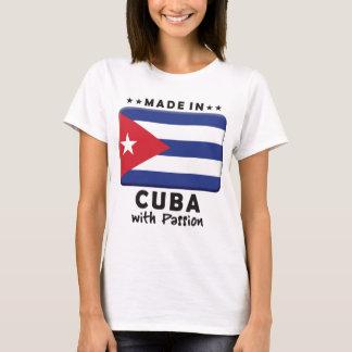 Cuba Passion K T-Shirt