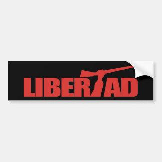 Cuba - pegatina para el parachoques de Libertad Pegatina Para Auto