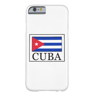 Cuba phone case barely there iPhone 6 case
