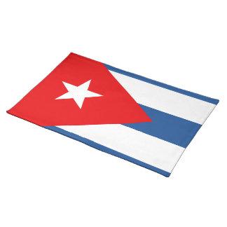 Cuba Cloth Place Mat