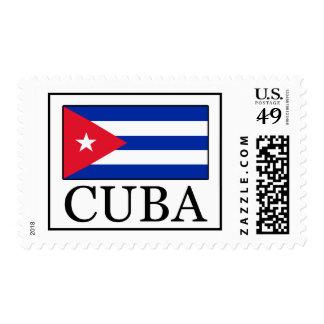 Cuba Postage