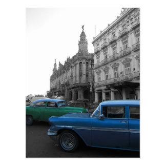 Cuba Postcard 1