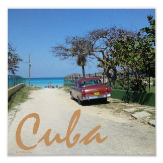 Cuba Póster