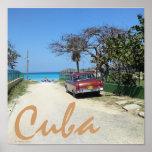 Cuba Posters