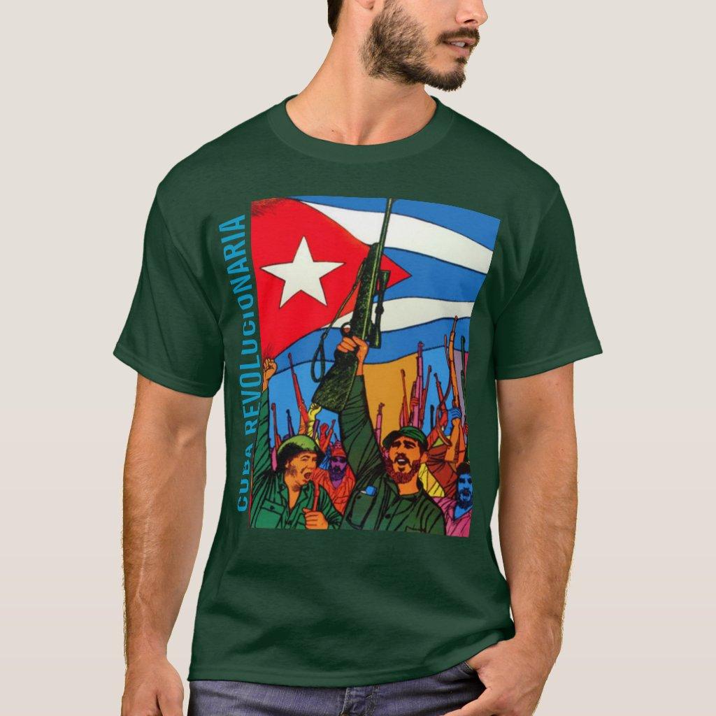 CUBA REVOLUCIONARIA T-Shirt