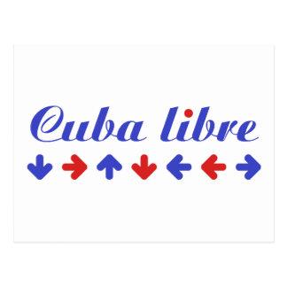 Cuba! Revolution design! Post Cards