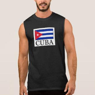 Cuba Sleeveless Shirt