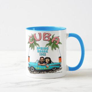 Cuba Spring Break 1962 Mug